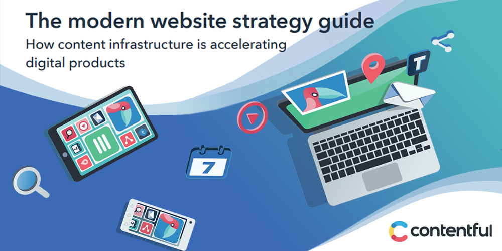 The Modern Website Strategy Guide: How content infrastructure is accelerating digital products