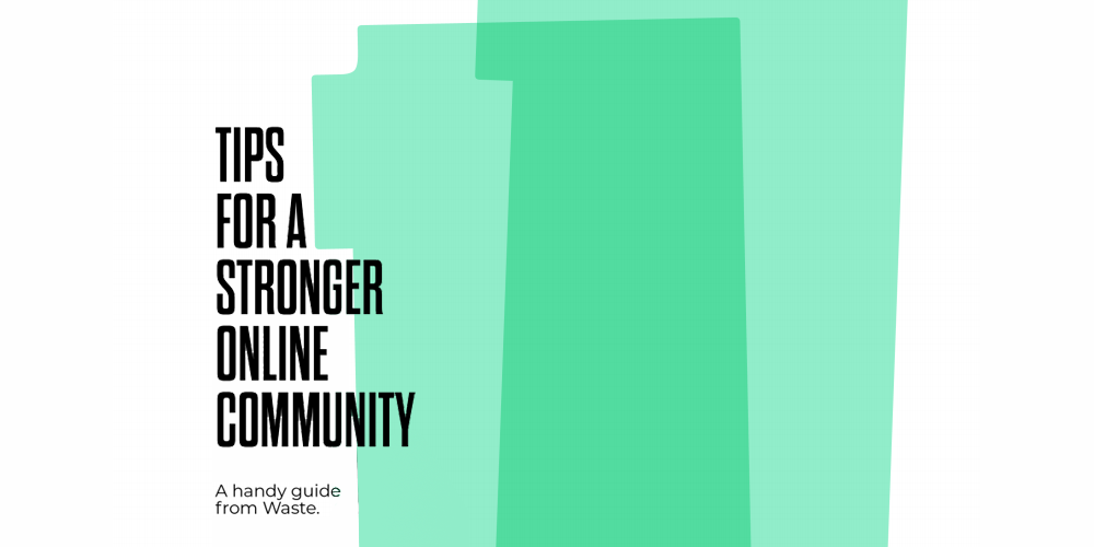 11 Tips for a Stronger Online Community