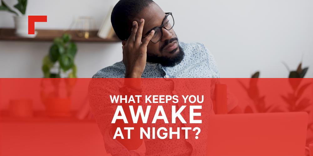 BIMA Bites | What Keeps You Awake at Night