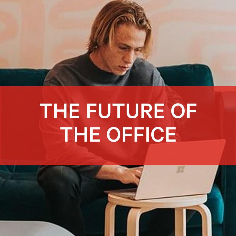 BIMA Huddle | The Future of the Office