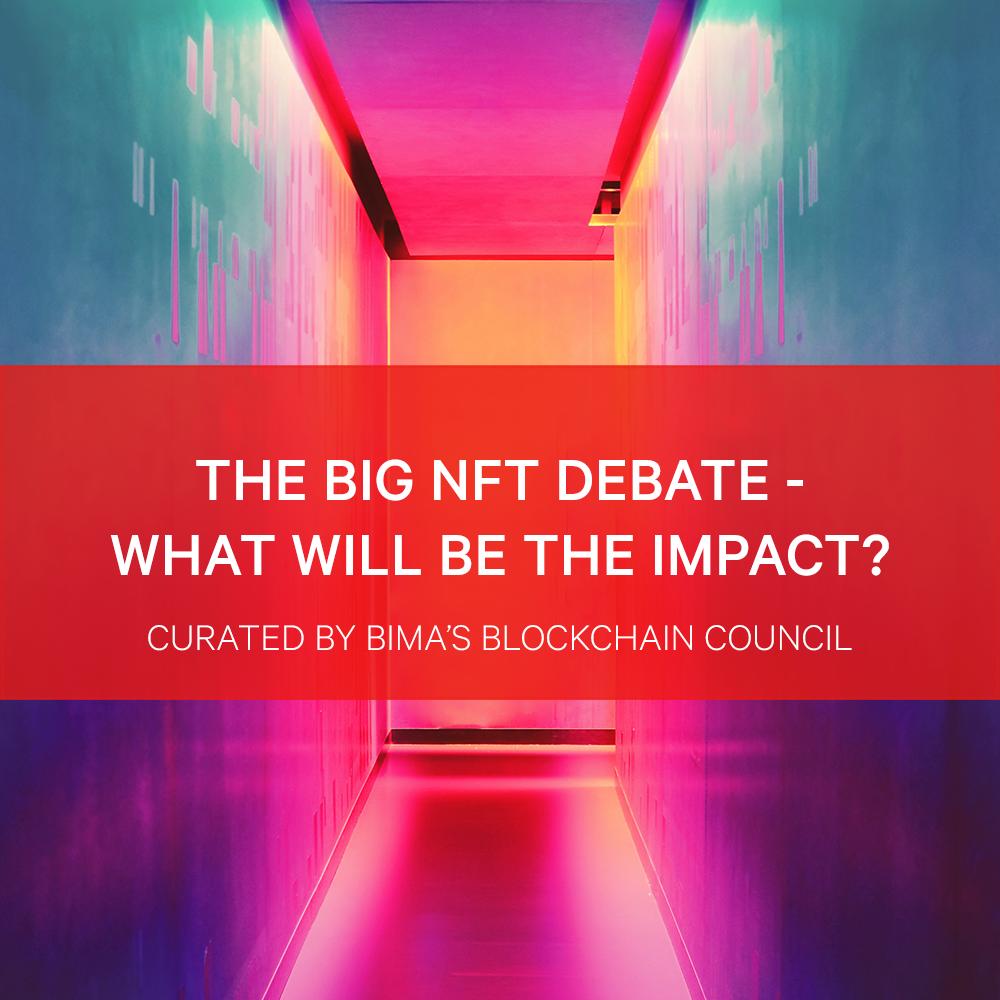 BIMA Huddle | The Big NFT Debate