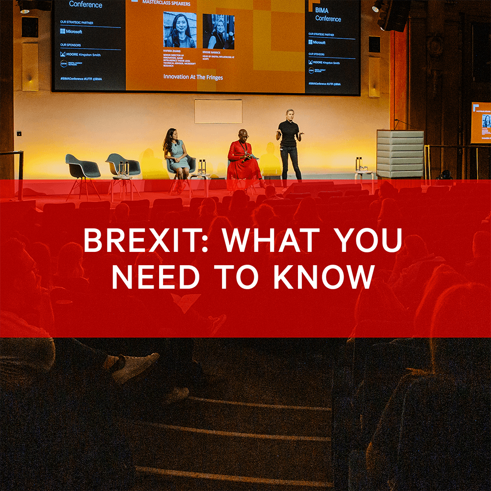BIMA Hangouts | Brexit: Everything You Need To Know