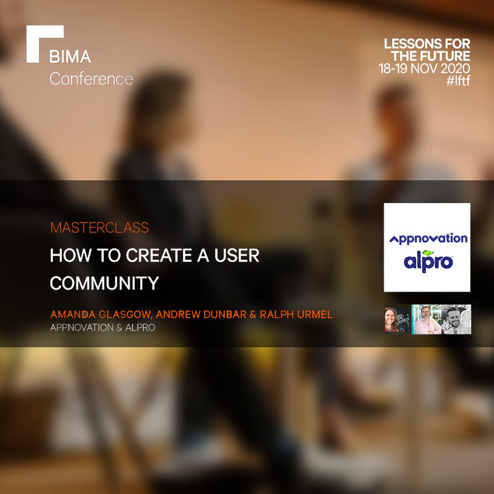 How to Create a User Community