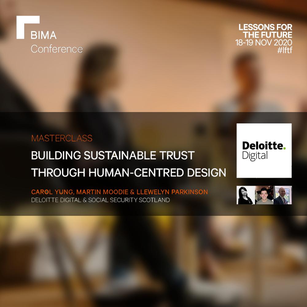 Building Sustainable Trust Through Human-Centered Design | Deloitte Digital & Social Security Scotland