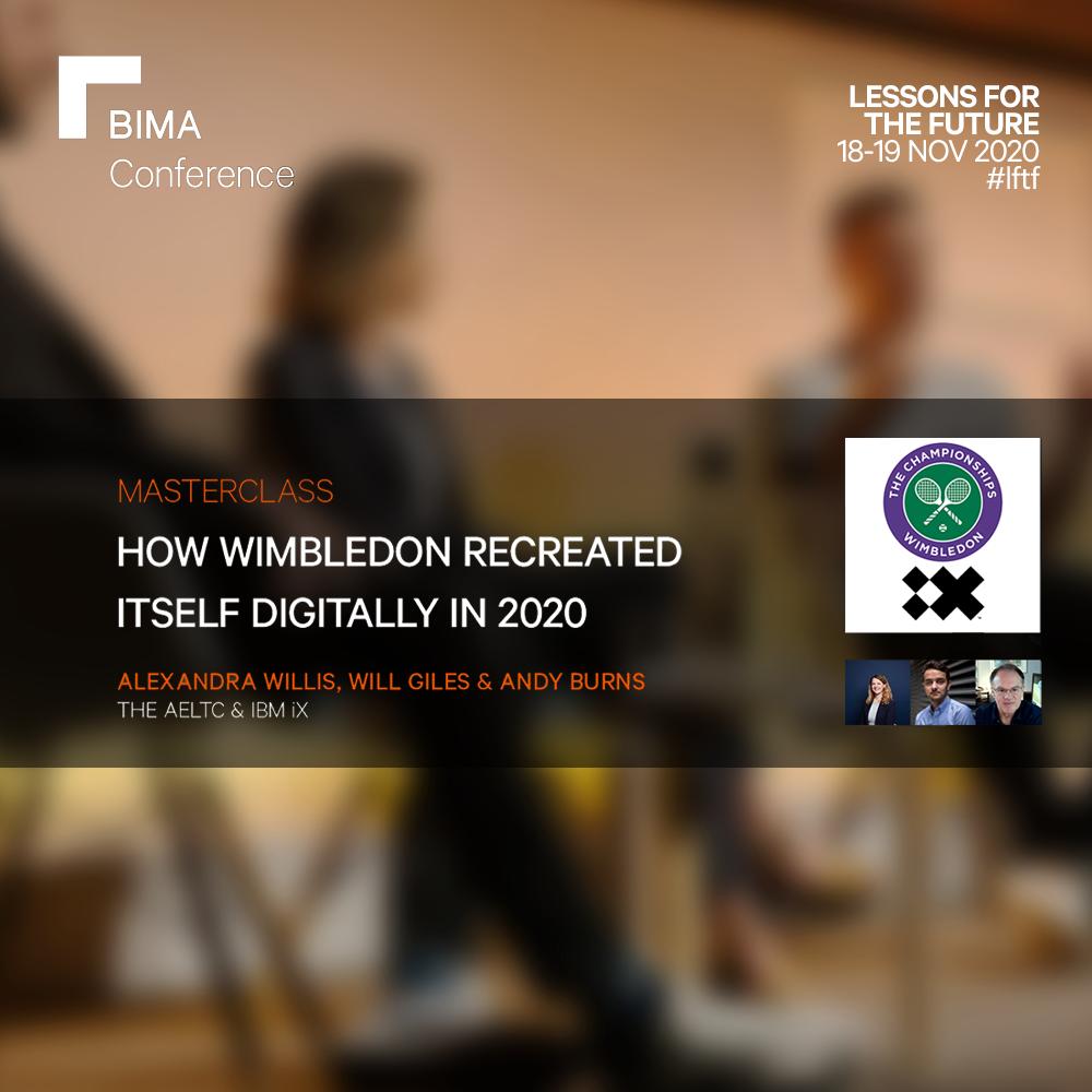 How Wimbledon Recreated itself Digitally in 2020 | Wimbledon & IBM iX