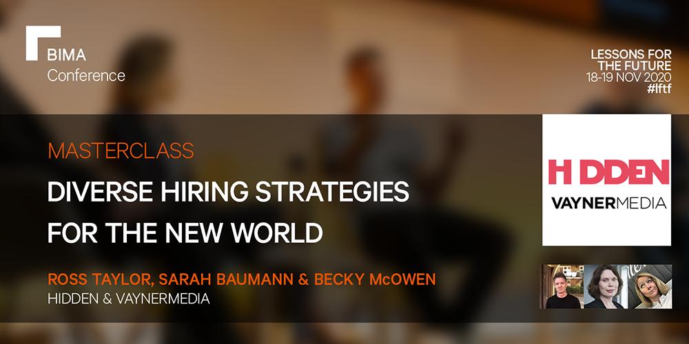 Diverse Hiring Strategies for the New World | Hidden & VaynerMedia