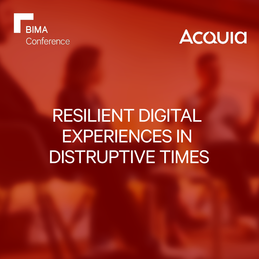 Resilient Digital Experiences in Disruptive Times