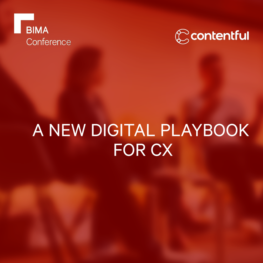A New Digital Playbook for CX