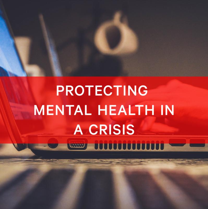 BIMA Hangouts   Protecting Mental Health in a Crisis