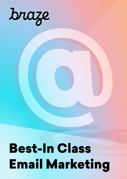 Best-In-Class Email Marketing
