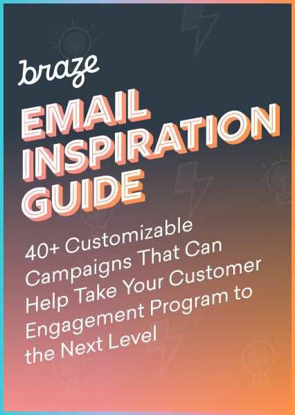 Email Inspiration Guide