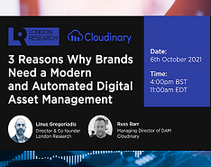 Three Reasons Why Brands Need a Modern and Automated Digital Asset Management - Watch Now