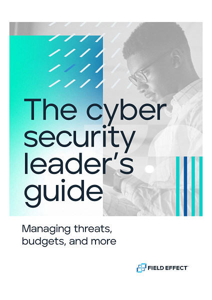 The Cyber Security Leader's Guide