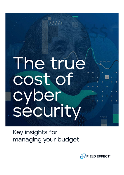 The True Cost of Cyber Security