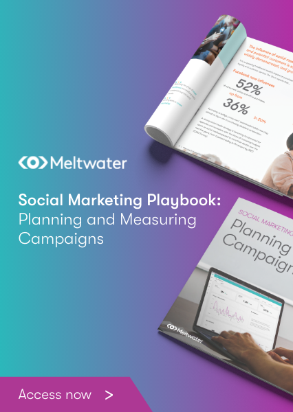 Social Marketing Playbook: Planning and Measuring Campaigns