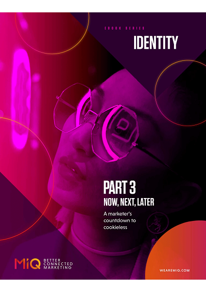 Identity: Now, Next, Later