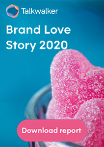 Brand Love Story 2020 - The world's most loved brands
