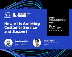 How AI is assisting customer service and support
