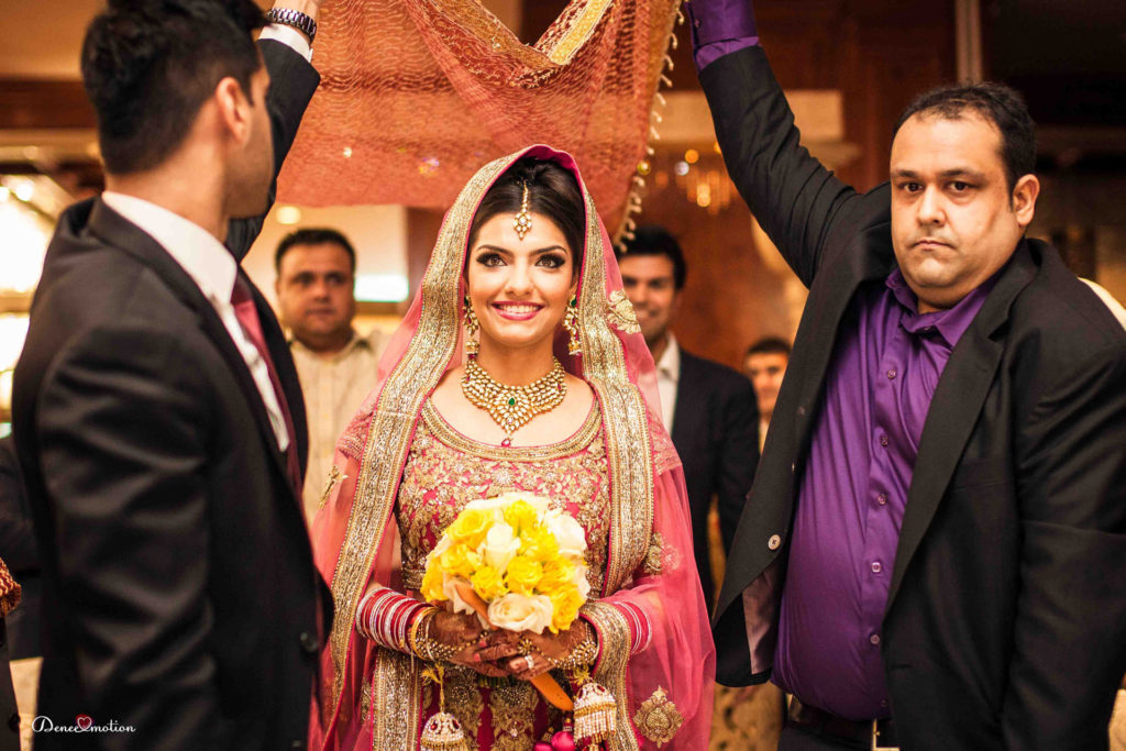 Luxury Indian Weddings in Dubai by Denee Motion