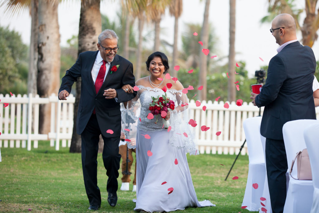 Wedding in Desert Palm Dubai by Denee Motion