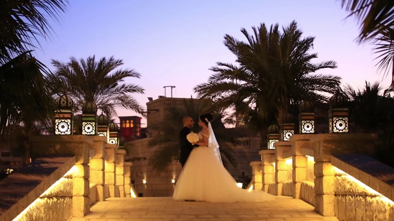 Al Qasr Dubai Wedding Video