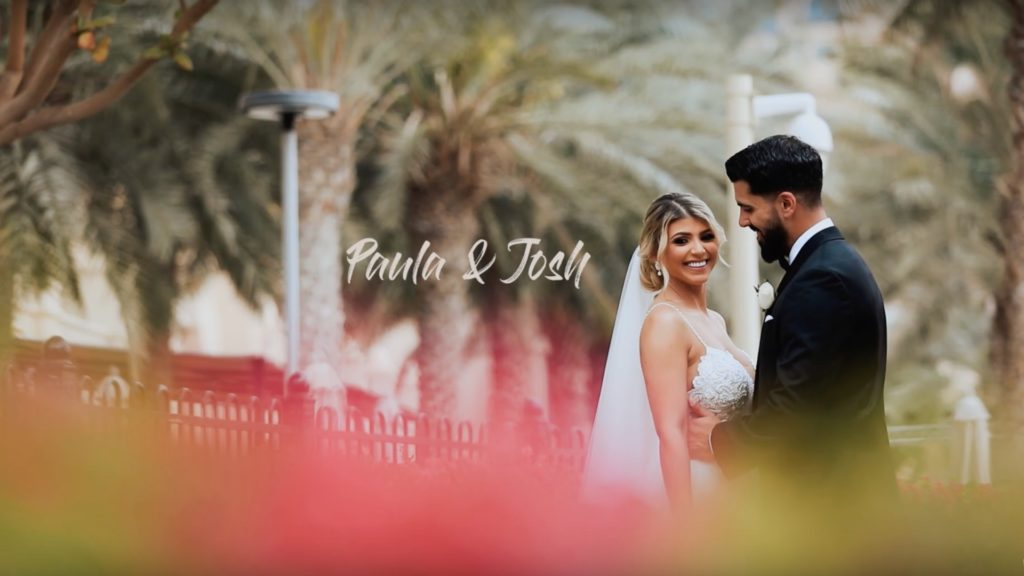Fairmont the Palm Wedding