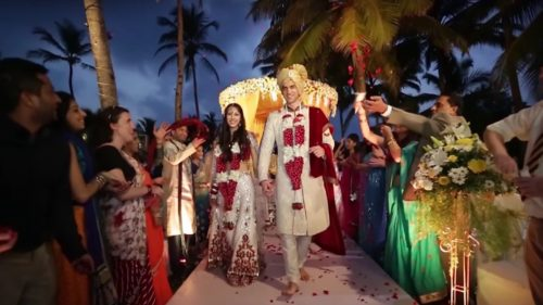 The Leela Beach Goa Wedding, Wedding in India, Indian Wedding Goa, Wedding in Goa, Rajastan