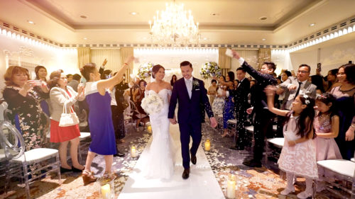 Wedding Video from The Dorchester
