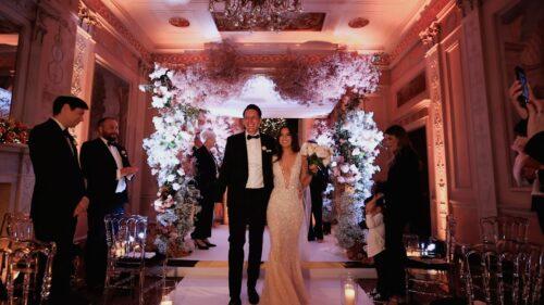 Nobu Portman Home House Wedding