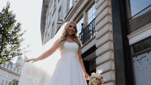Hotel Cafe Royal London Wedding Video