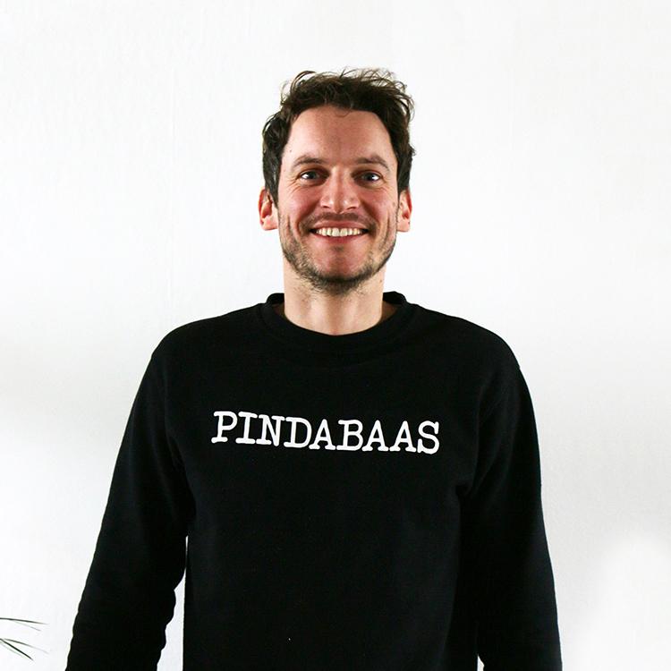 Pindabaas sweater