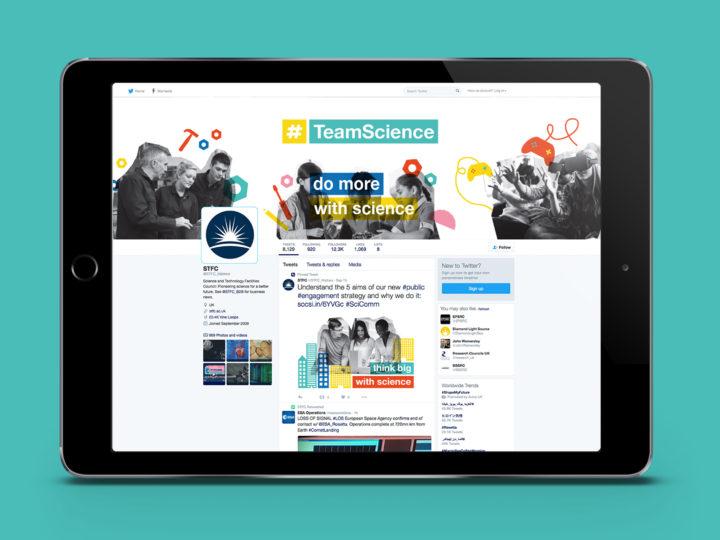 Team science iPad