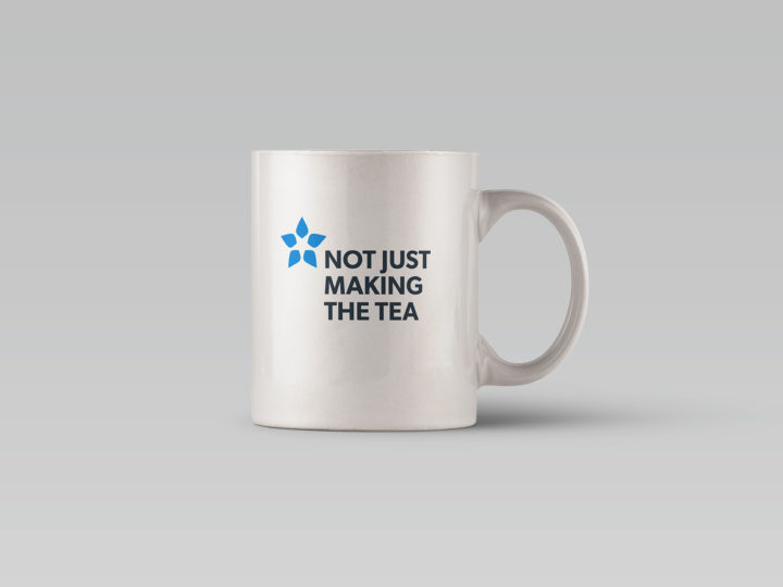 Institute for Apprenticeships mug