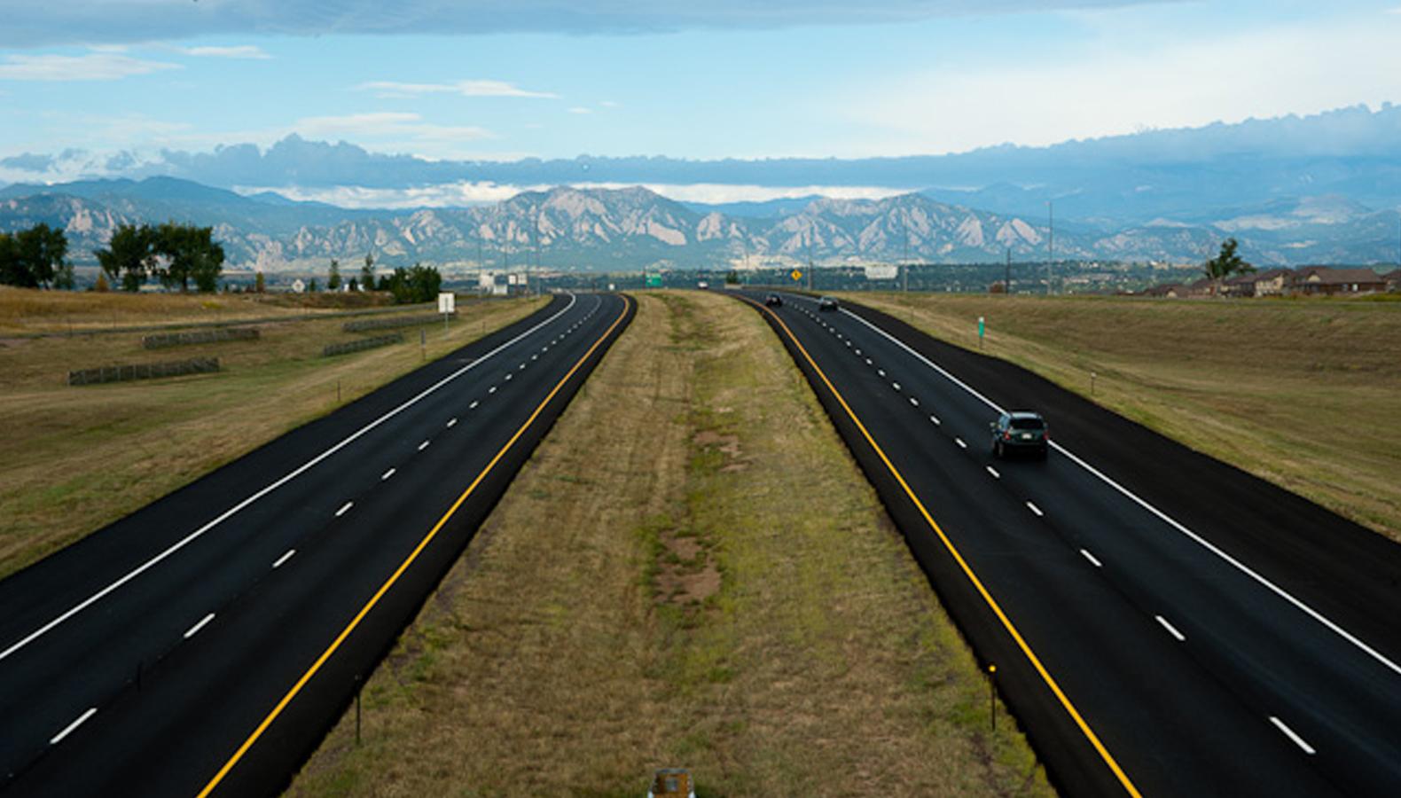 Northwest parkway roads