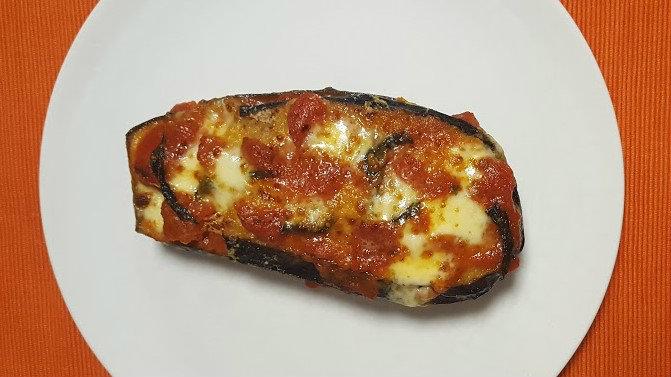 Italian Aubergine Parmigiana Recipe