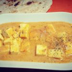 Malai Paneer Curry | Indian Cottage Cheese in light Tomato & Cream Gravy
