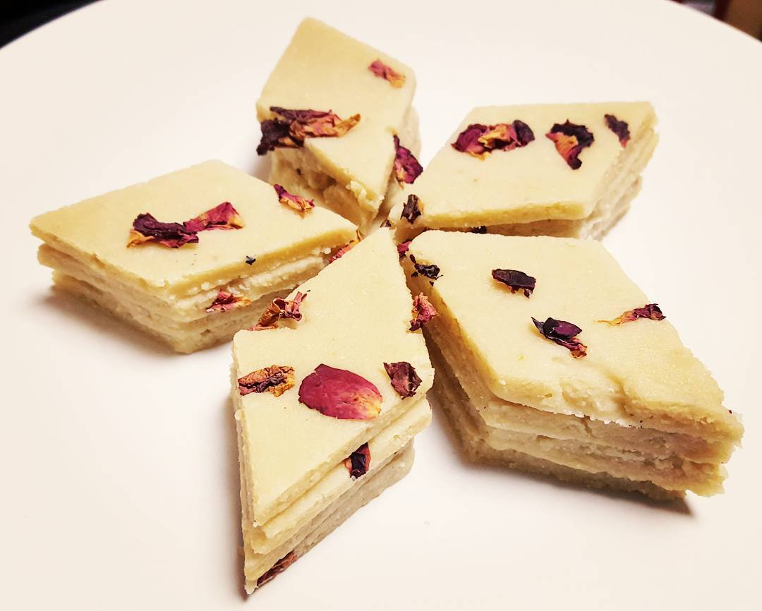 The Simplest and Fastest Kaju Katli Recipe You'll Ever Try