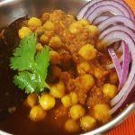 Delicious Restaurant Style Chole