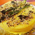 Dhokla | Chickpea Flour Steamed Savoury Cake