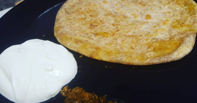 Gobi Paratha Recipe | Spiced Cauliflower Flatbread