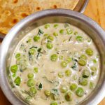 Methi Mattar Malai Recipe | Peas & Fenugreek Curry