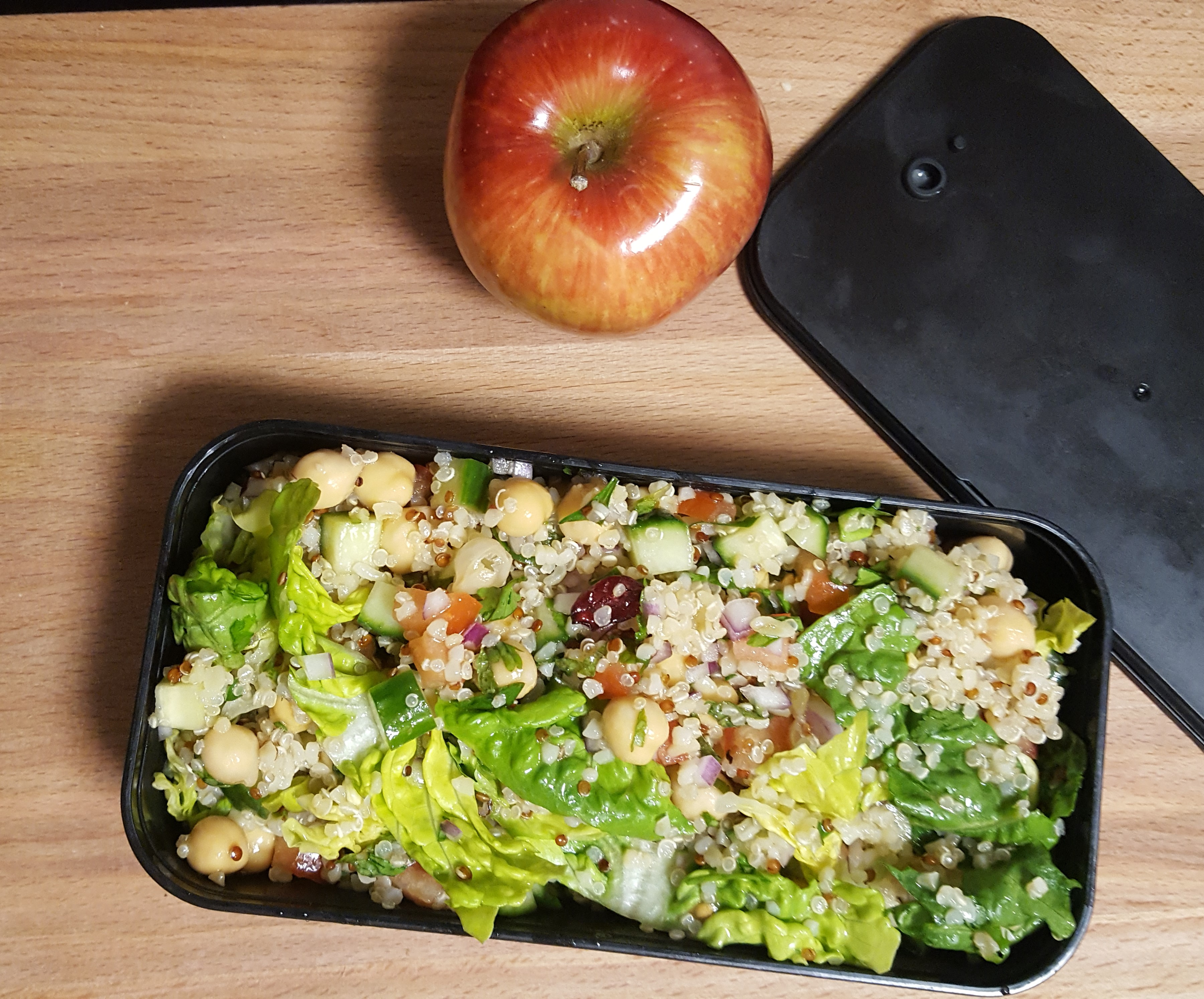 Simple and Easy Vegetarian Lunch Box Ideas