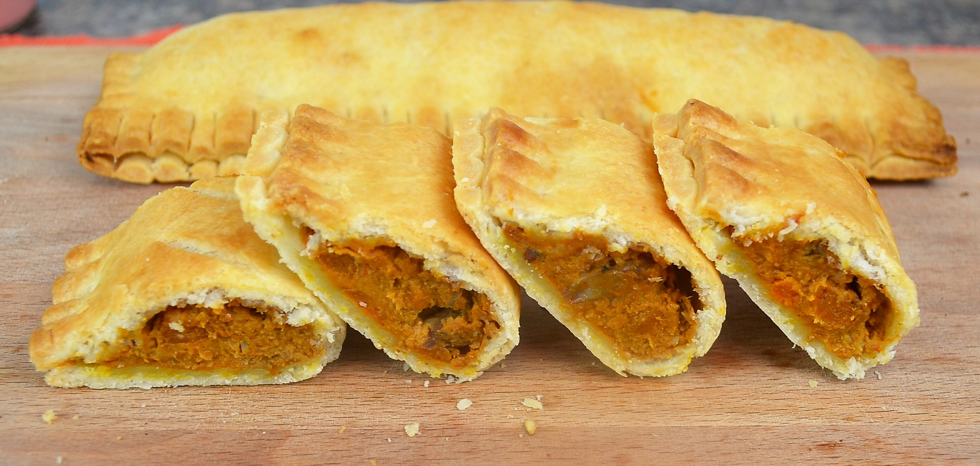 Vegetarian Snacks Butternut Squash, Blue Cheese and Walnut Pastries Recipe dontask4salt