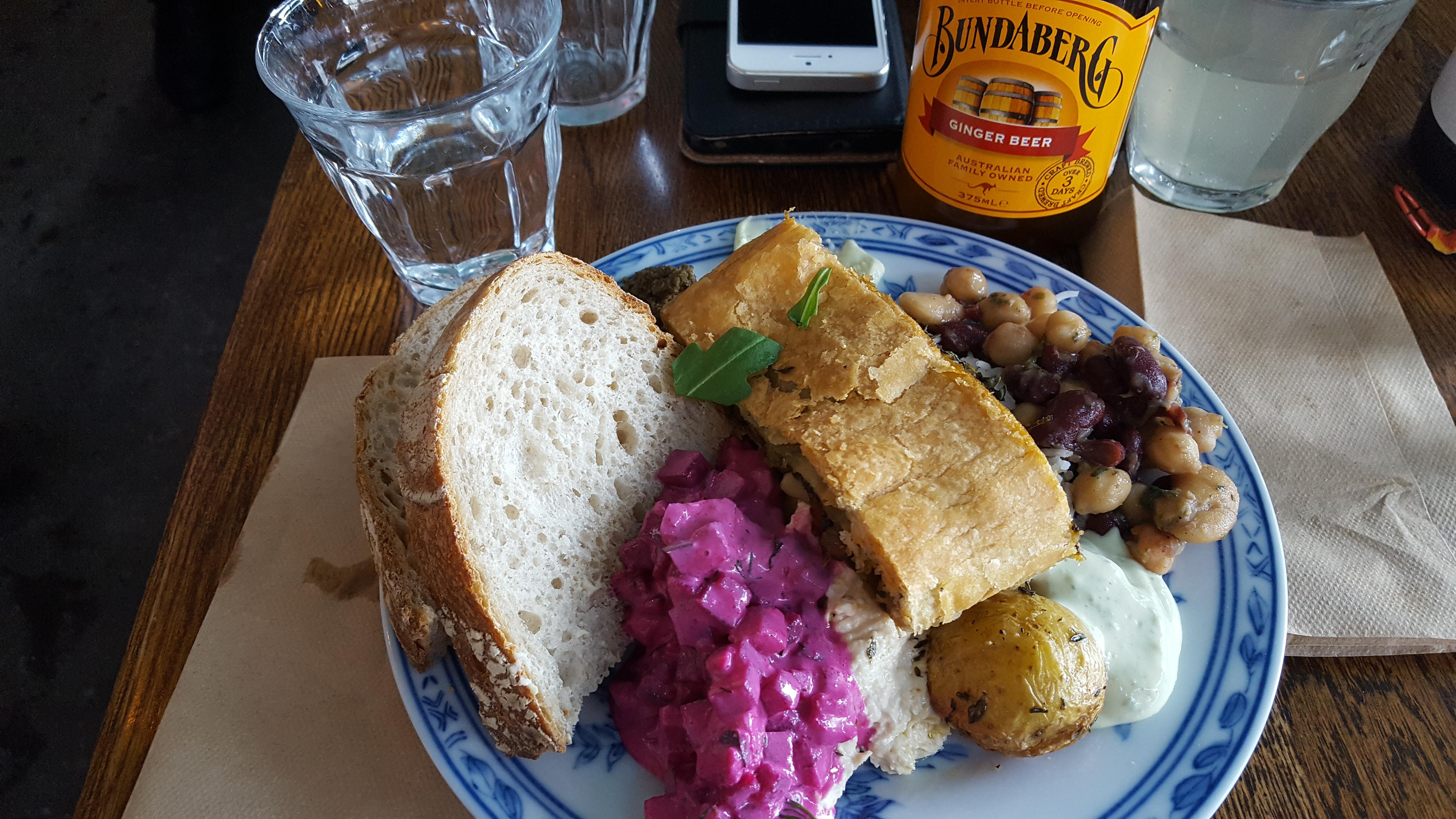 Hermans | Vegetarian Food in Stockholm