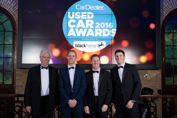 CarDealer Magazine Awards – Used Cars of Bristol Highly Commended 100+ Car Dealership of the Year!