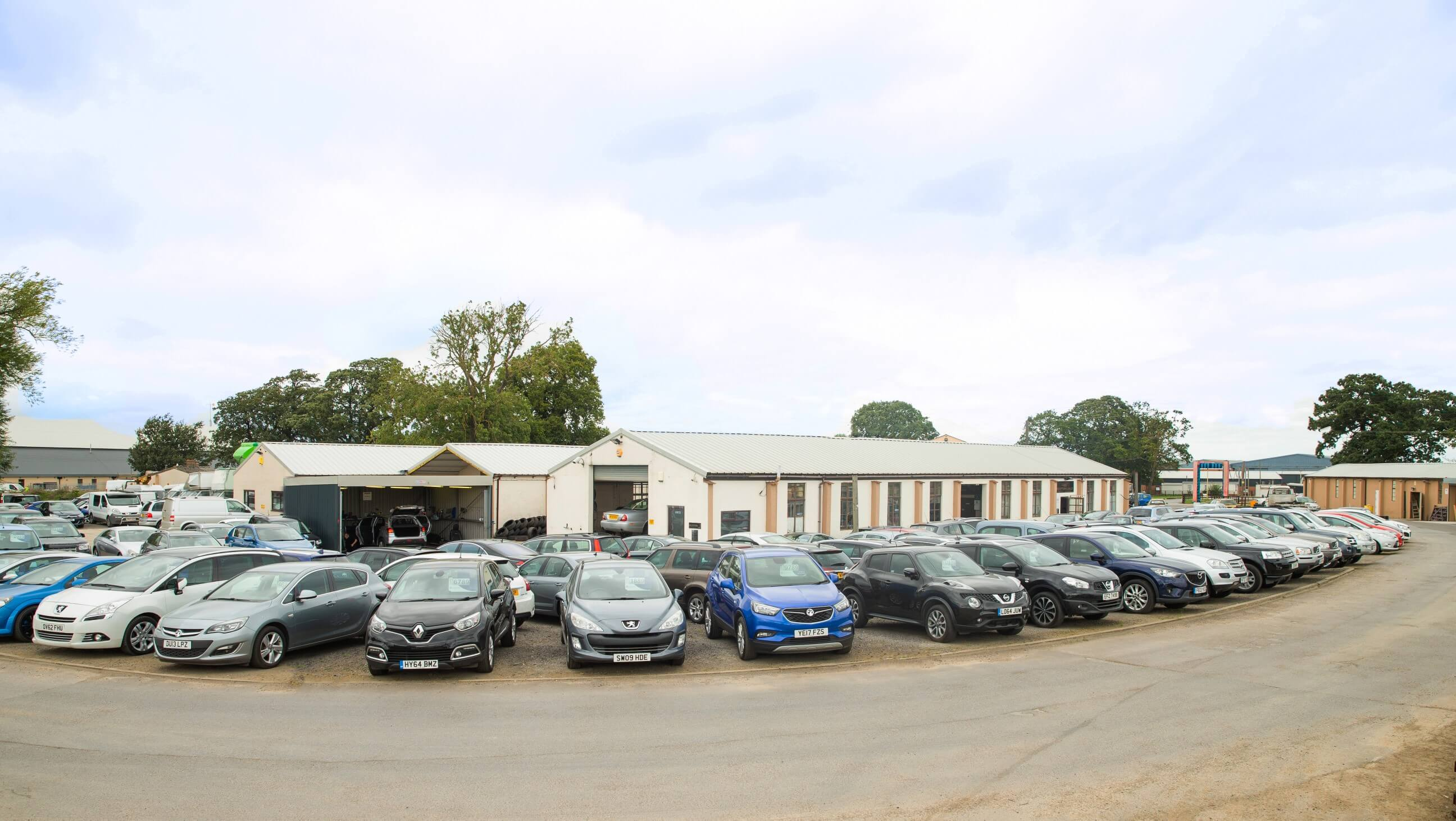 Stock On Display At Gold Cars Limited Used Cars For Sale In Evesham - Gold Cars Ltd