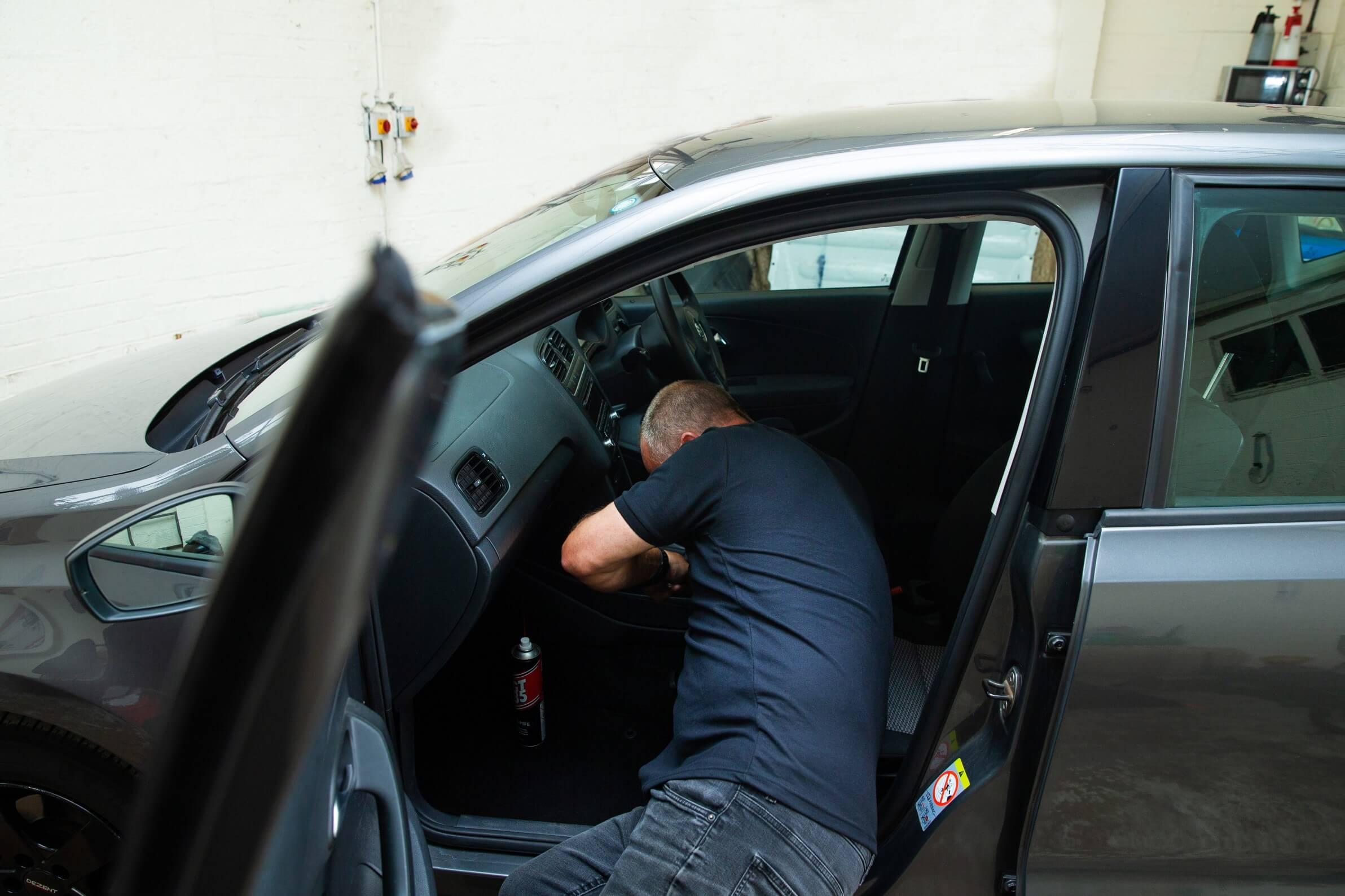 Vehicle Checks Underway - Gold Cars Ltd