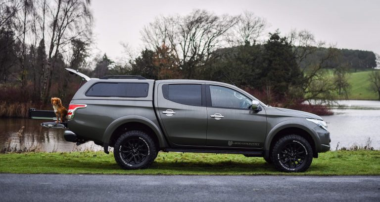 INTRODUCING THE NEW MITSUBISHI L200 MTEC COUNTRY