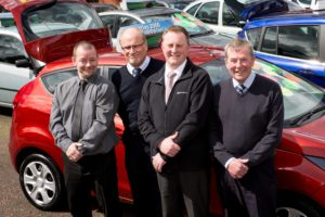We're Hiring a Part Qualified Vehicle Technician