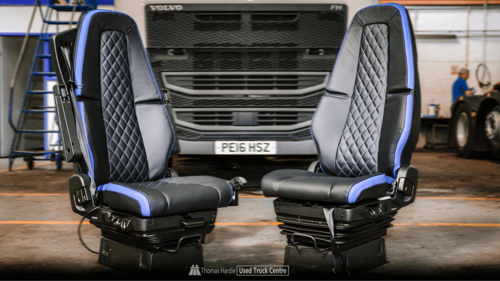 Seats - Thomas Hardie